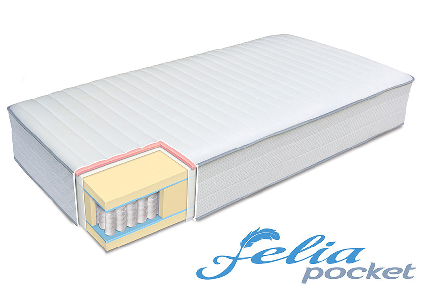 Felia pocket double-sided